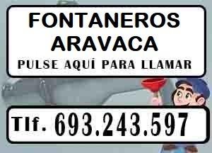 Fontanero Aravaca Urgentes