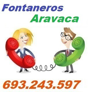 Telefono de la empresa fontaneros Aravaca