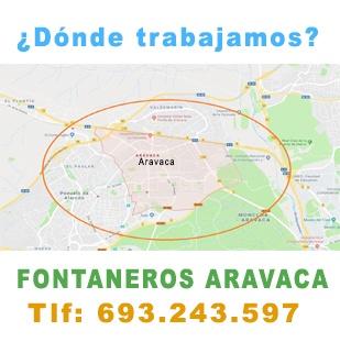 ¿ en que zonas de Aravaca trabajamos ?